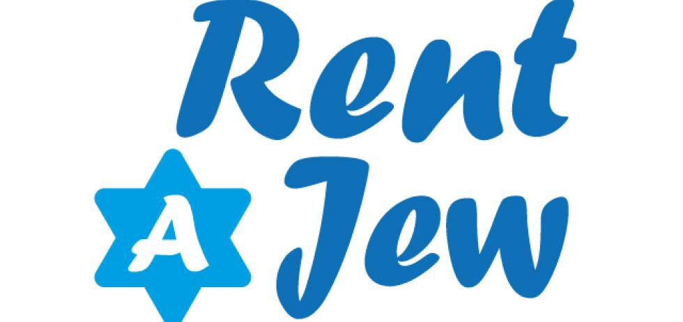 Rent a Jew-Logo